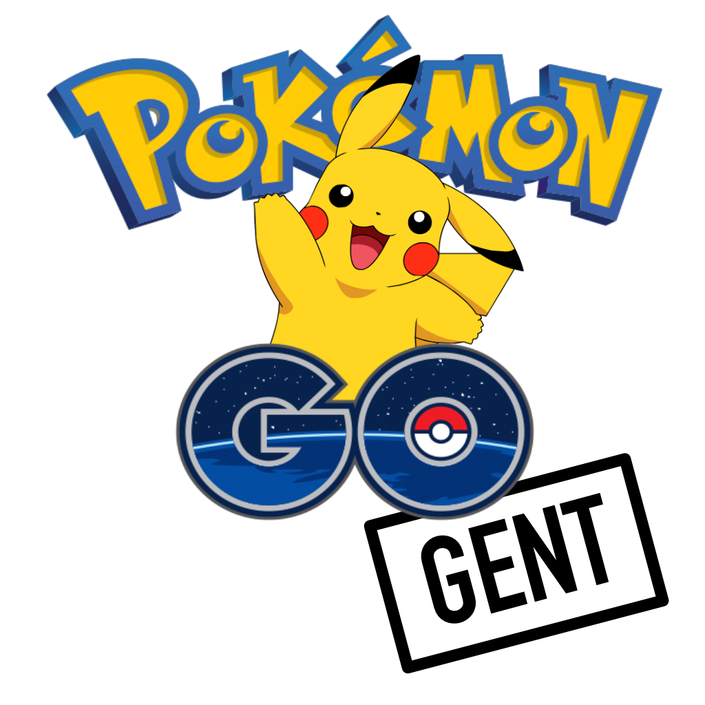 Pokémon Go Gent logo